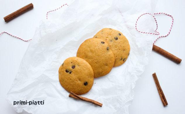 Ciasteczka z dynią