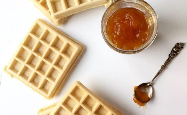 Gofry dla Alergika – wegańskie