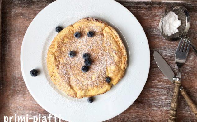 Puszysty omlet na śniadanie i nie tylko