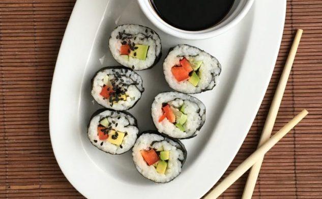 Wege Sushi – wege Futomaki
