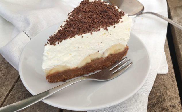 Ciasto w 5 minut, czyli banoffee pie