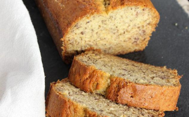 Chlebek bananowy – banana bread