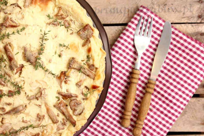 tarta z kurkami1
