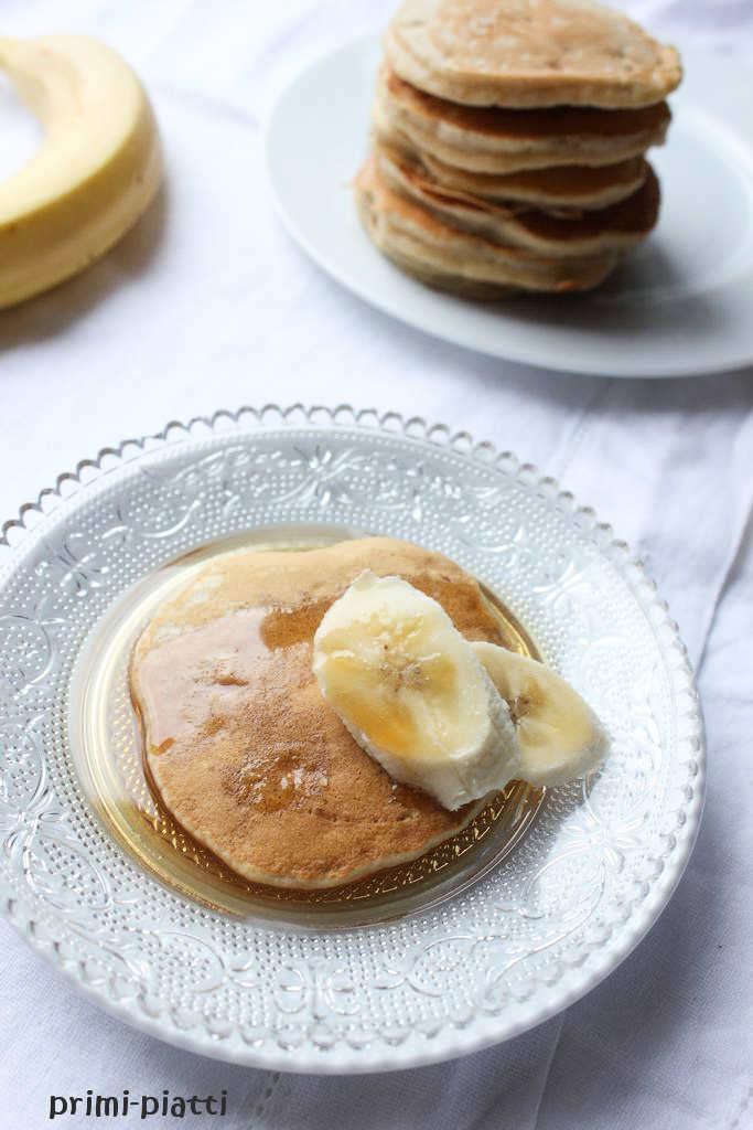 pancakes bananowe