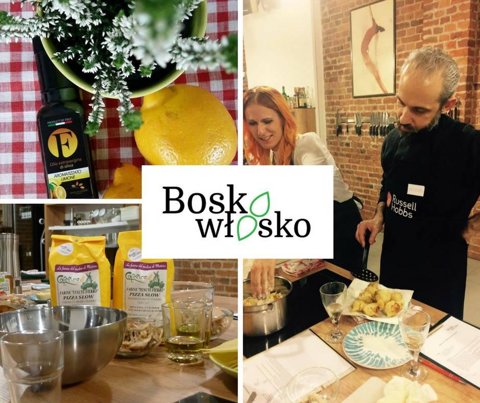 Bosko – Włosko, czyli o miłości do Włoch i najlepszej oliwie
