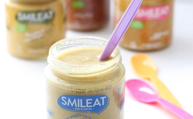 Słoiczki dla maluchów Smileat