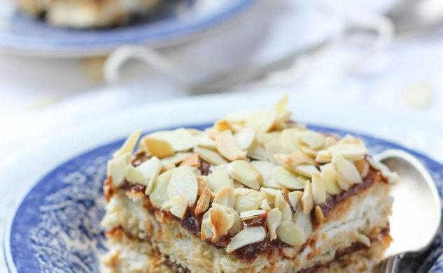Proste ciasto z krakersami – bez pieczenia