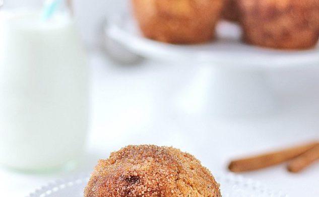 Muffinki jak pączki