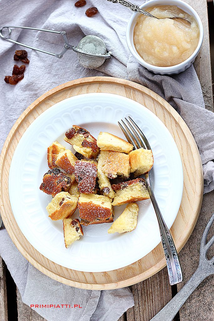 Wiener Kaiserschmarrn, czyli omlet cesarza Franciszka