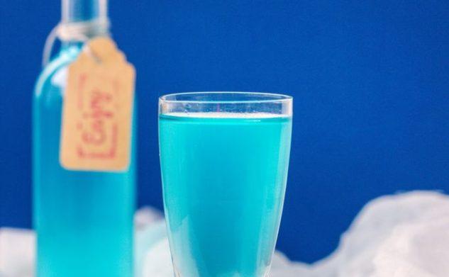 Icówka, czyli wódka smakowa z cukierków lodowych